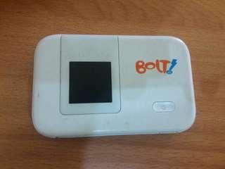 Preloved Bolt Modem Wifi UNLOCK (BS GUNAKAN SMUA SIMCARD)