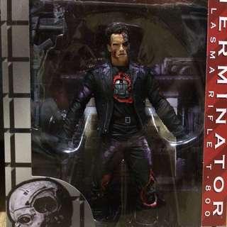 Terminator Action Figure Neca Authentic