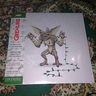 Gremlins OST Soundtrack Vinyl LP