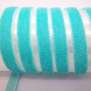"5Yards 3/8"" 10mm velvet ribbon Headband Clips Bow"