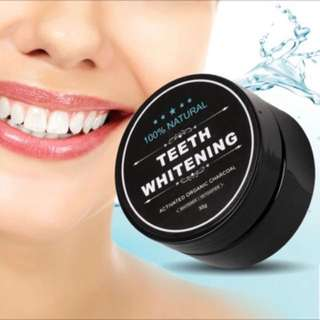 Teeth whitening!