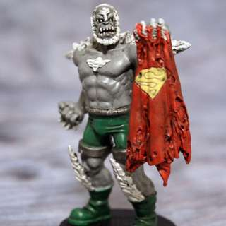 Doomsday Diecast Figure eaglemoss loose
