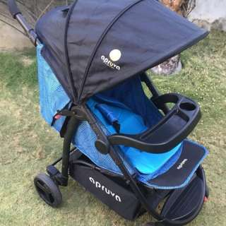 Apruva Stroller for baby boy