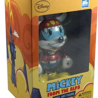 Mickey Mouse Alps Vinyl figure