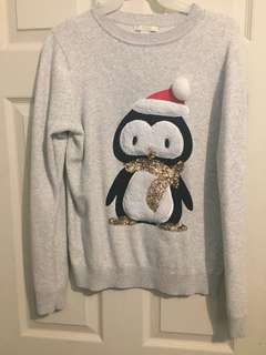 F21 Christmas sweater
