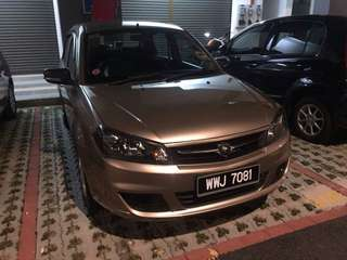 Proton Saga FLX 1.3 (A) CVT 2012
