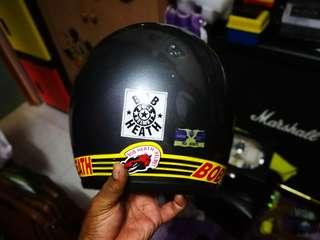 Helmet Fiber