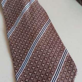 Authentic burberry necktie