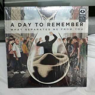 Vinyl Record - A Day to Remember