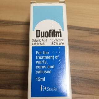 Duofilm Wart Remover