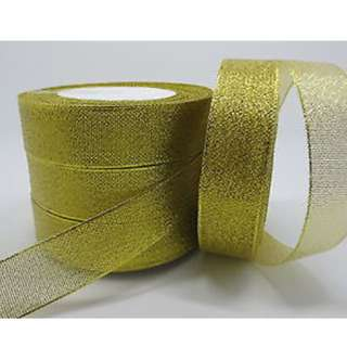 "5yards 1 ""25mm glitter ribbons Bling for DIY Wreaths decorated and Bows"