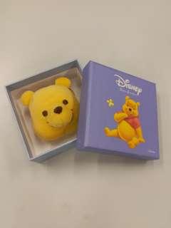 Winnie the pooh 髮圈