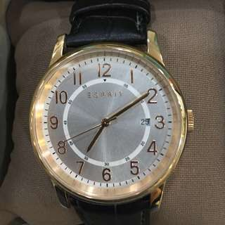 Brand New ESPRIT Leather watch