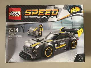 Lego Speed Champion Brand new