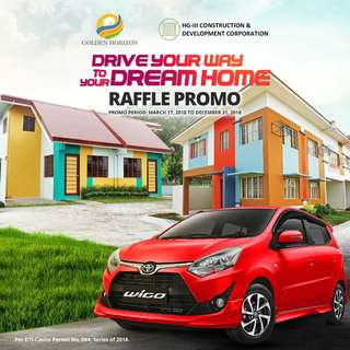 Reserved and win a Car promo