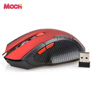 Mini Wireless Optical Gaming Mouse Mice Professional Gamer Mouse For PC
