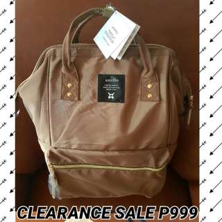 ANELLO BACKPACK (satin)