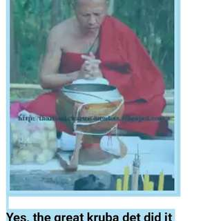 KRUBA DET CHIANGMAI FAMOUS BIAGAE FOR RENT.ITS GOOD FOR ALL ROUNDER FUNCTIONS