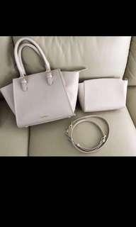 Samantha thavasa 日本直購 買大附送細袋 返工袋 側咩袋 側孭 手挽袋