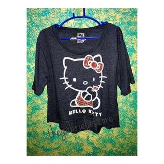 Sanrio Hello Kitty Crop Top