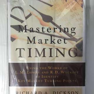 Master Market Timing (Investment)