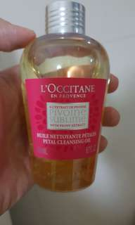 loccitane make up remover