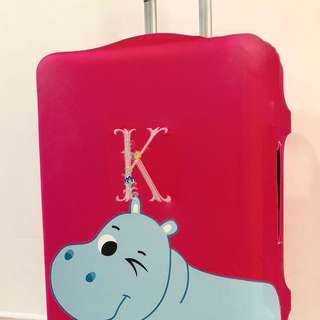 Monogrammed Luggage Covers (Personalisation)