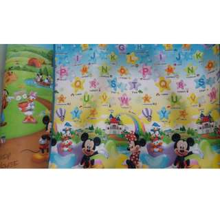 Mickey Mouse Play Mat (200cm x 125cm)