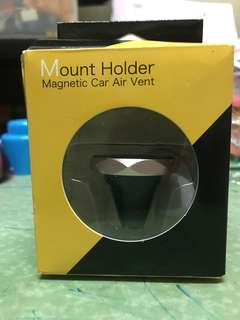 Magnetic Car Air Vent Handphone Holder