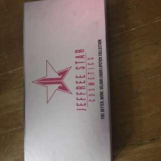 Jeffree Star Cosmetics liquid lip vault