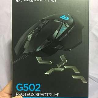 Logitech G502 Proteus Spectrum (Brand New)