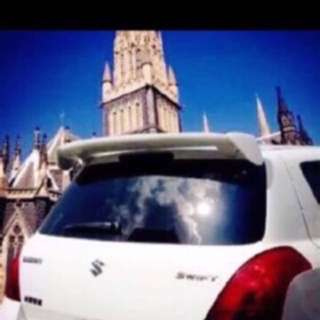 Universal Hatchback / MPV / SUV spoiler