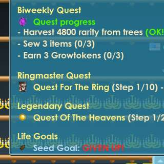Growtopia Pro Account for sale
