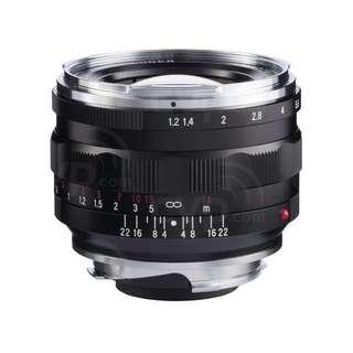 Voigtlander 40mm f1.2 ASPH VM