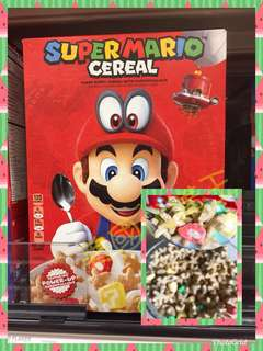 SuperMario Cereals