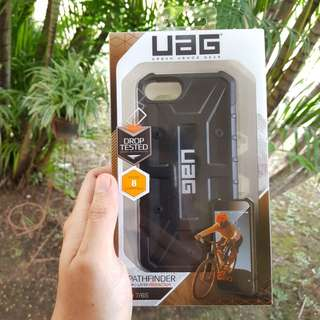 Urban Armor Gear UAG Pathfinder Black iPhone 6/6S/7/8