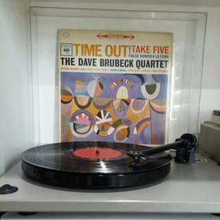 Vinyl Record - Dave Brubeck, Time Out