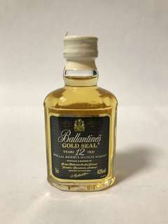 Ballantine's Whisky 50ml