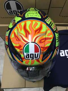 AGV K3 5-Continents Brandnew Large