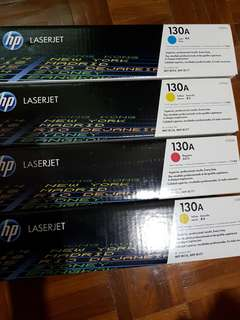 New HP Laserjet 130A Cheap. Retail price $85-$100 each. Selling for only $60 each.