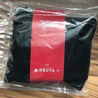 Delta Air Lines Kiehl's Since 1851 Amenity Kit