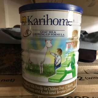 Karihome Goat Milk Powder Step 3 (900g)