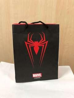 Marvel Spiderman Paper Bag