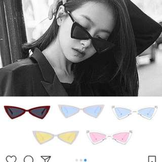 NEW - Eye cat sunglasses