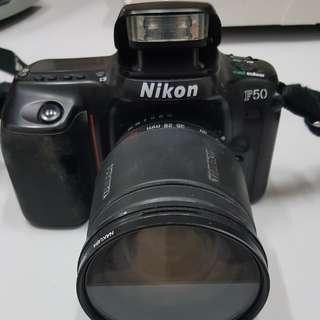 Nikon F50 Antique Camera