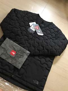 The North Face Black Label Primaloft Down Cardigan