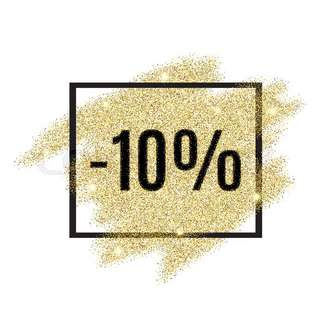 10% discount on all items! Promotion ends on the 25 March 18!