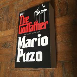 The Godfather -Mario Puzo