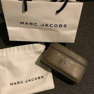 Marc jacobs 銀包 99%新