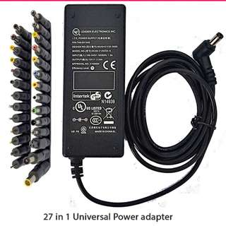 12V 40W Universal Laptop Power Adapter Charger